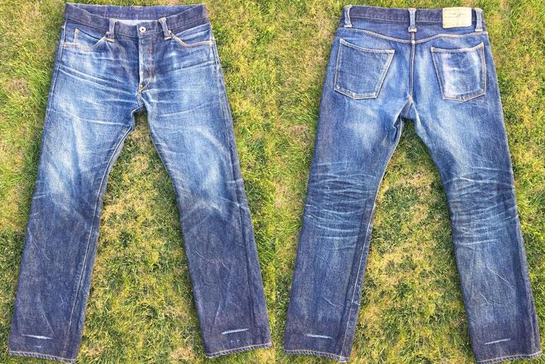 Fade Friday – Stevenson 727 La Jolla (19 months, 10 washes)