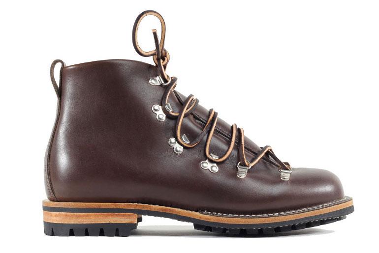 Viberg Ebony Latigo Hiking Boot