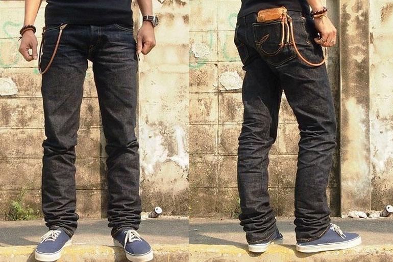 Fade Friday – Crossover Denim Chennai (6 months, 1 wash)