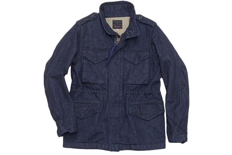 Fullcount & Co. Denim M-65 Jacket