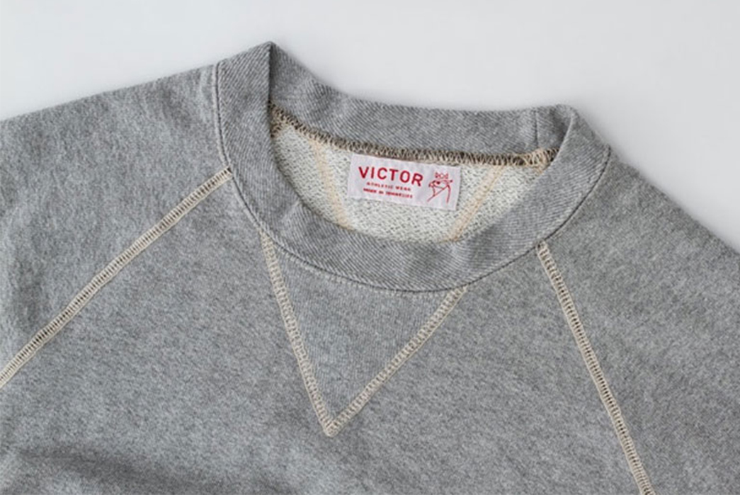 noble-denim-team-launches-victor-kickstarter-gray-track-suit-top-front-inside-label