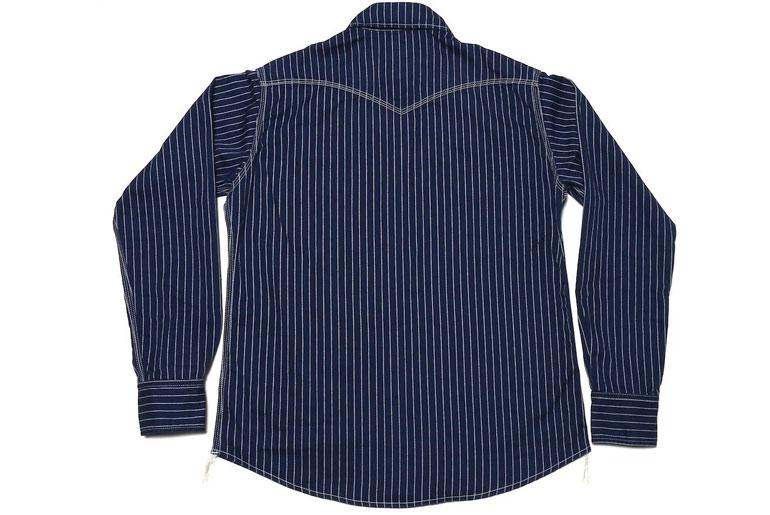 Okayama Denim x Momotaro Wabash Western Shirt