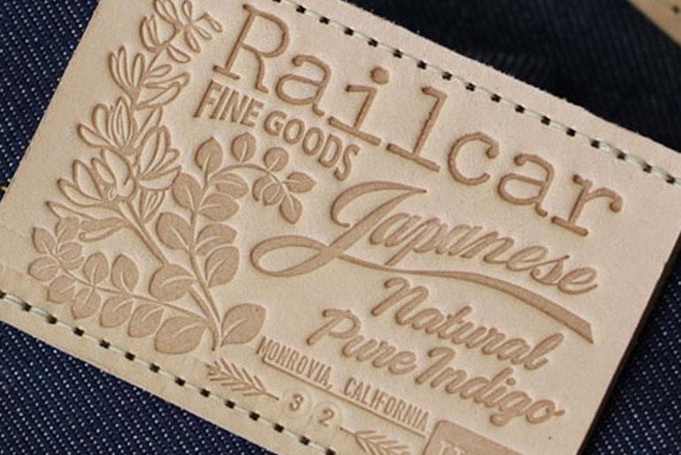 Railcar Fine Goods Vixen Fit X023 Women's Jeans