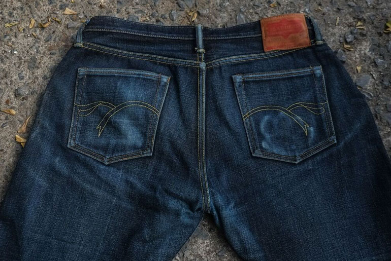 Fade of the Day – The Flat Head 1001 (10 months, 2 washes, 3 soaks)