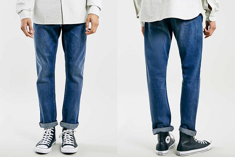 Topman Unveils LTD Kurabo Selvedge Denim Collection