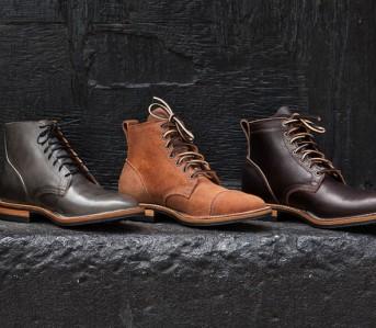 Viberg Service Boots