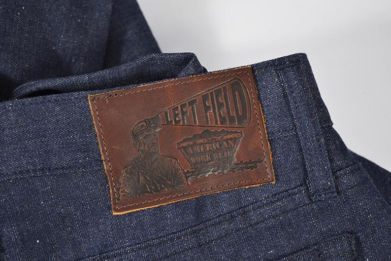 Left Field NYC 10 oz. Nep Deadstock Jeans