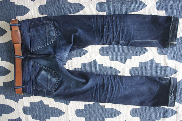 Fade of the Day – Rogue Territory Dark Stanton (10 Months, 1 Wash, 1 Soak)