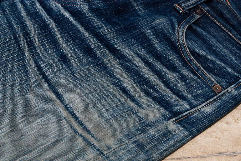 Fade Friday – Red Cloud R400 (8 Months, 3 Washes, 3 Soaks)