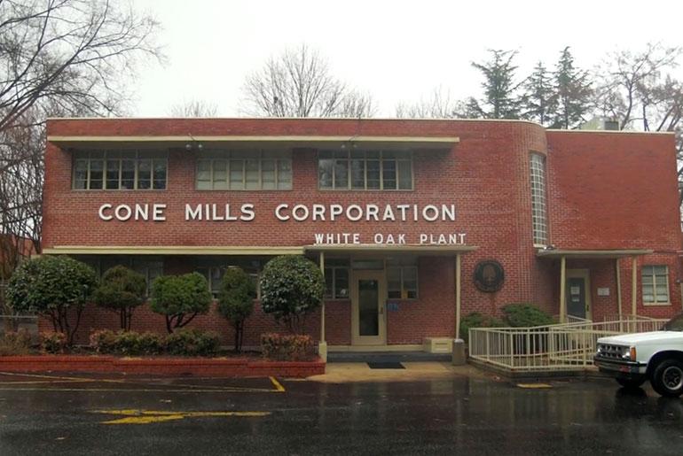 Cone Mills Denim Celebrates 110 Year Anniversary