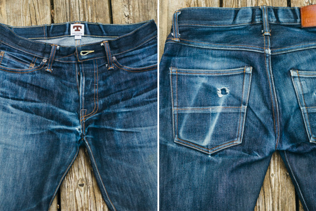 Fade of the Day – Tellason Gustave 16.5 oz. (13 Months, 3 Soaks)