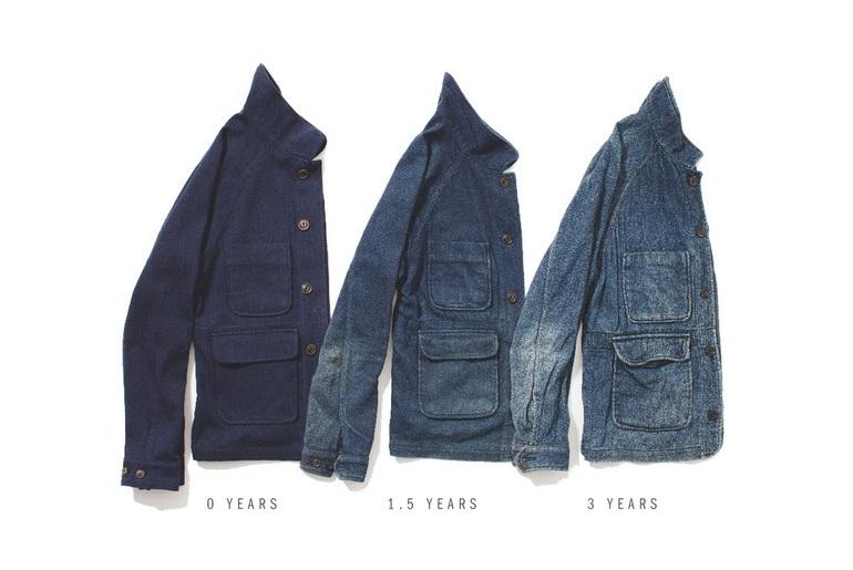 Indigo Chore Coats – Five Plus One