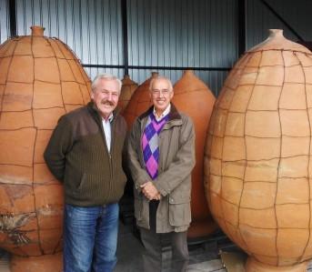 Gravner-Amphorae