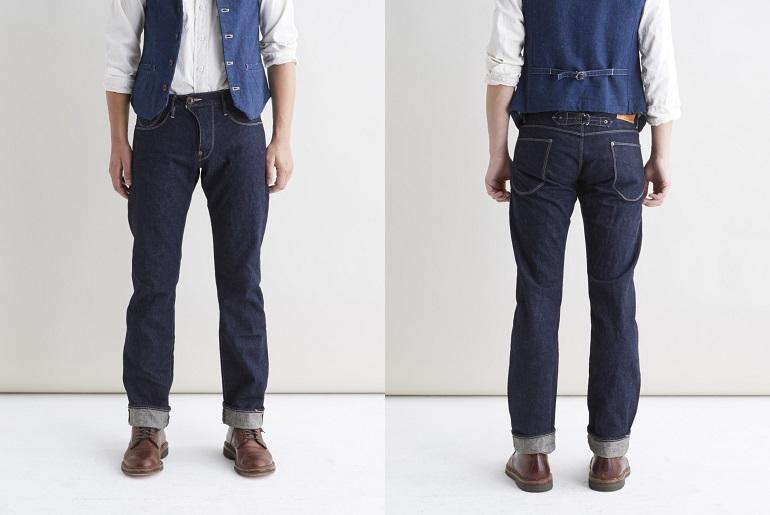 Orgueil Tailor Jean