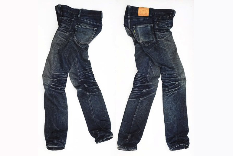 Fade Friday – Pure Blue Japan x Pronto Thailand Limited Edition 2010 (11 months, 1 wash, 1 soak)