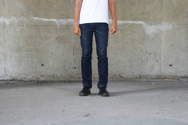 Fade of the Day – Naked & Famous Elephant 4 (4 Months, 1 Wash)