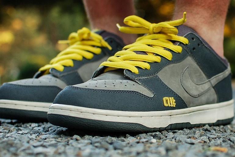 Alphanumeric Nike Dunk (photo source: sweetsoles.tumblr.com)