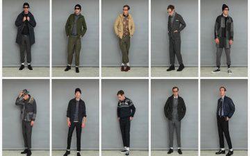 Beams-Plus-Autumn-Winter-2015-Lookbook-Models