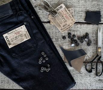 Freenote Cloth 40-40 Club Collabs