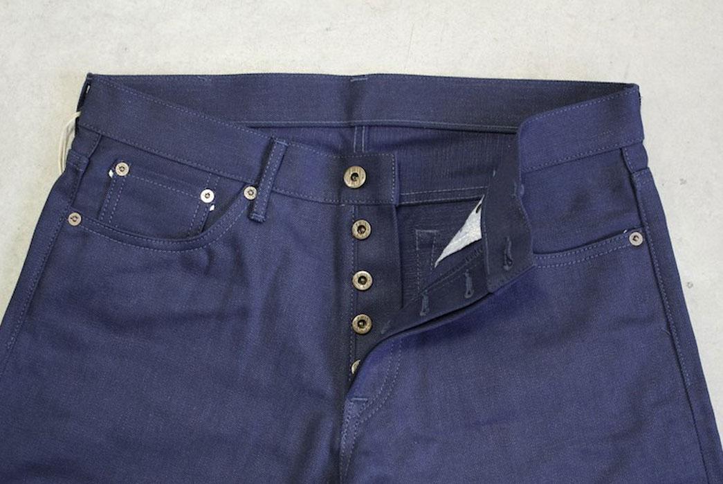 Japan Blue Jeans' New Line – Indigo Man