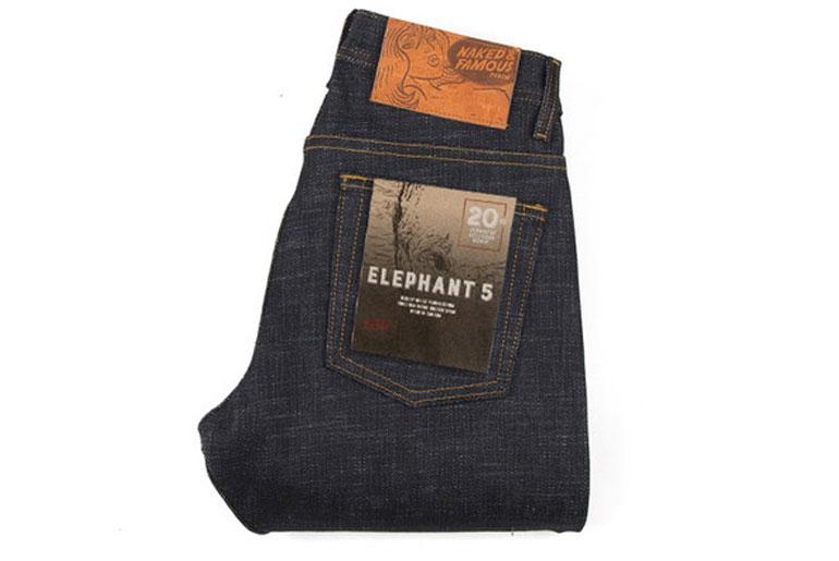 Naked & Famous Elephant 5