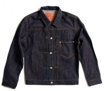 Studio-DArtisan-D4376-Denim-Jacket