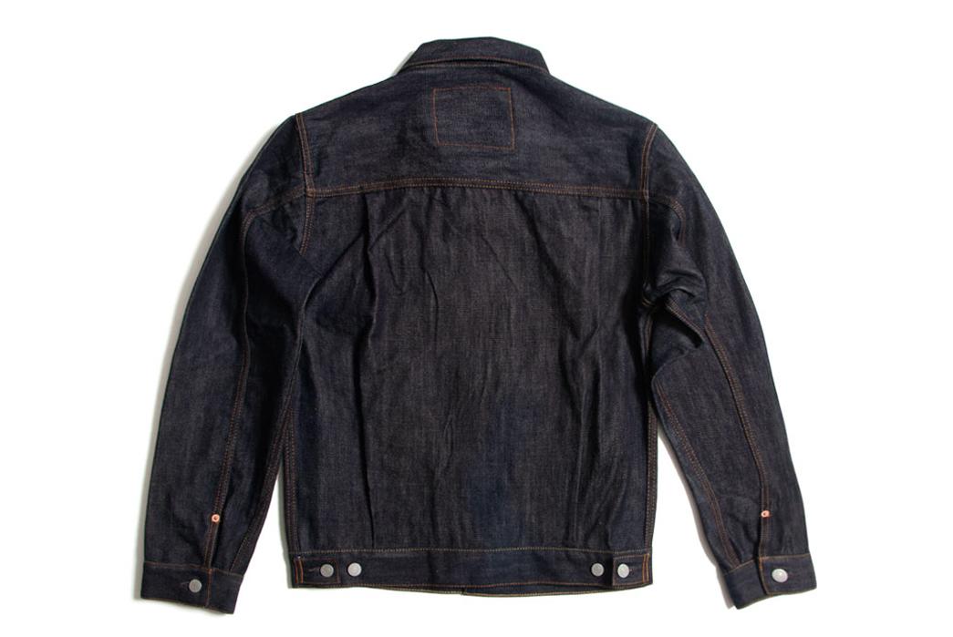 Studio-DArtisan-D4376-Denim-Jacket-back