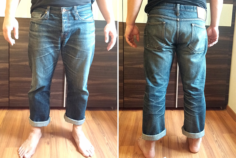 Fade of the Day – Unbranded UB201 (19 Months, 4 Washes, 4 Soaks)