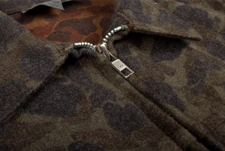 Camo Print Jackets – Five Plus One