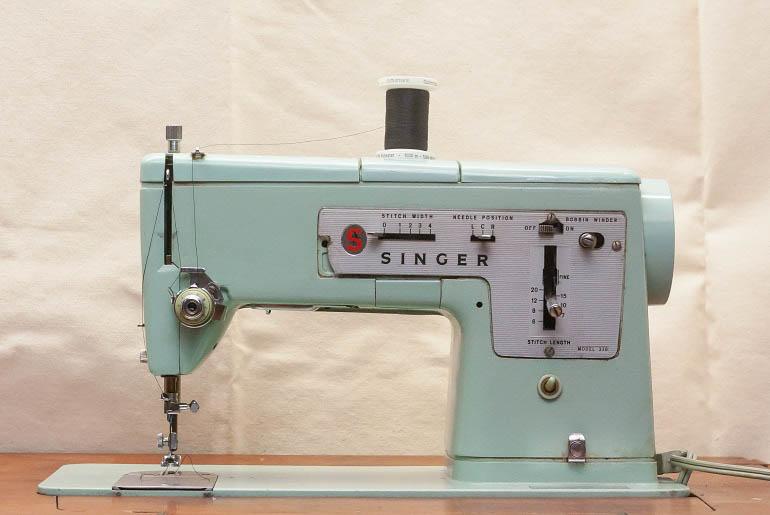 50's Singer side