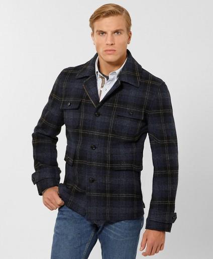 Fig. 2 - Shirt vs Jacket (via brooksbrothers.com)
