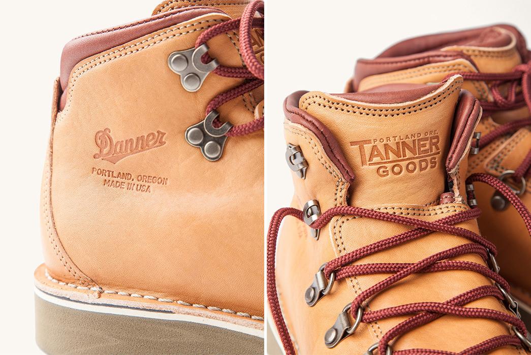 Danner for Tanner Goods Mountain Pass Randolph Boot