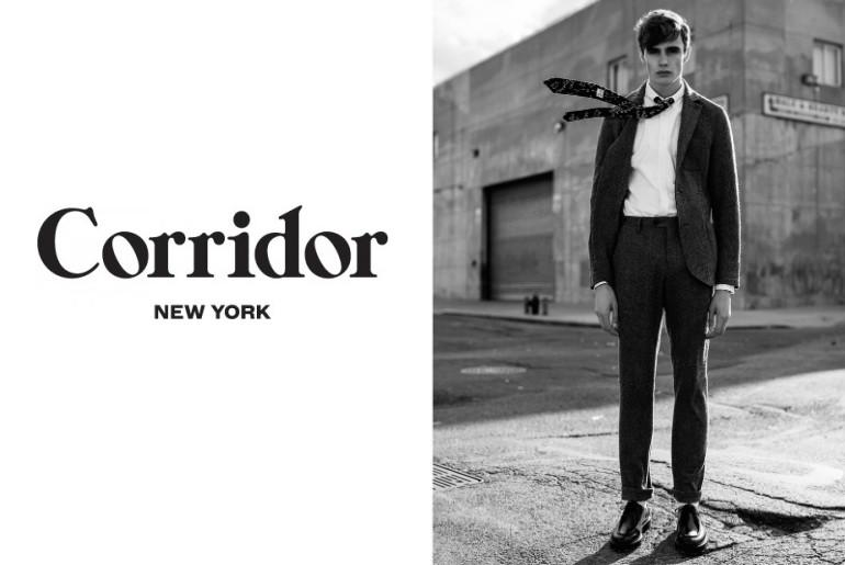 Corridor NYC – Modern Shirting from Manhattan's Garment District