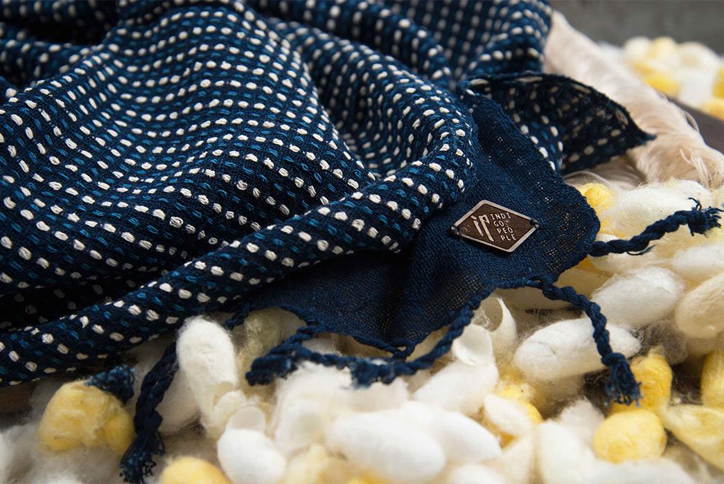 Indigo People Spring 2016 Ties and Scarves