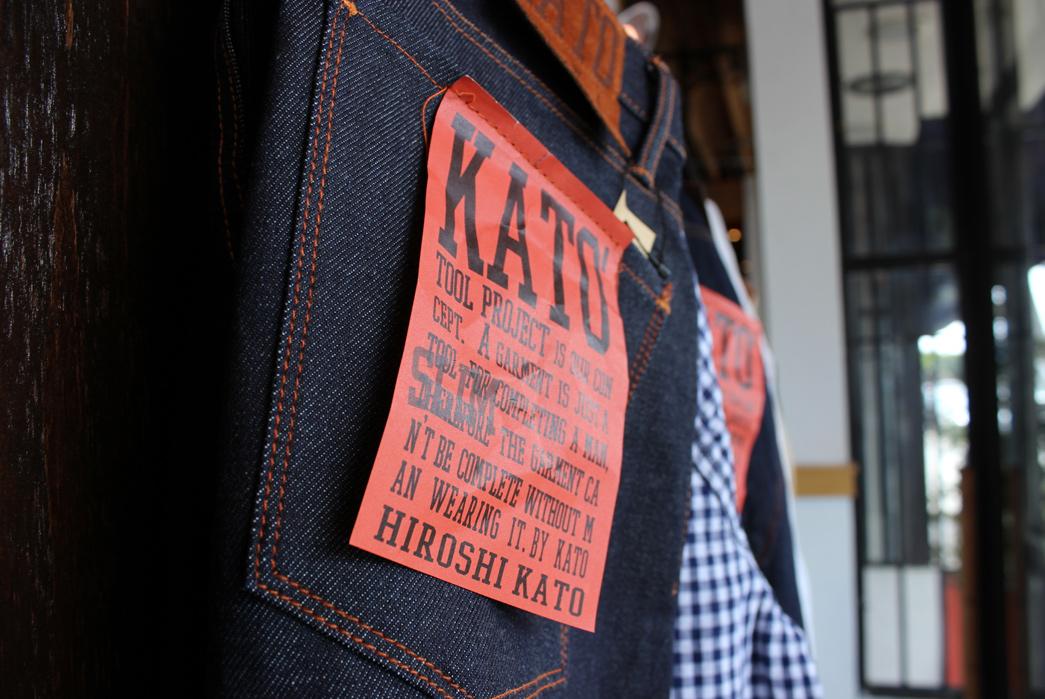 kato by hiroshi kato back pocket