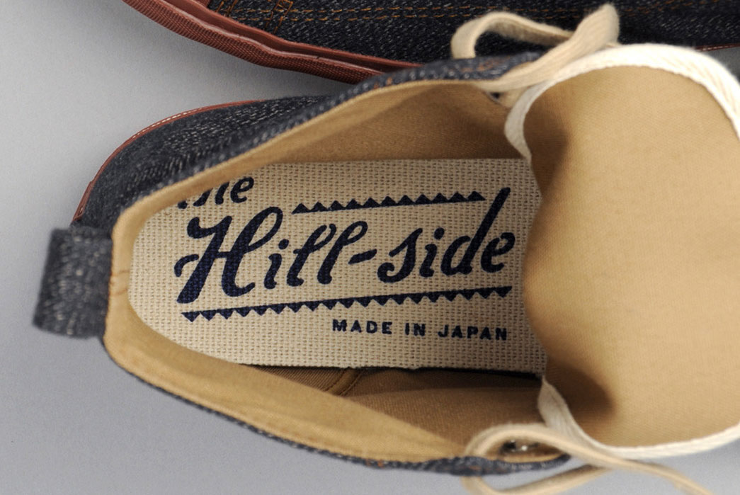 The Hill-Side Sneaker Giveaway