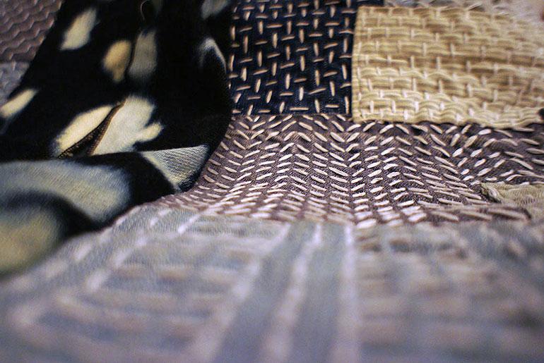 Boro Vest Closeup