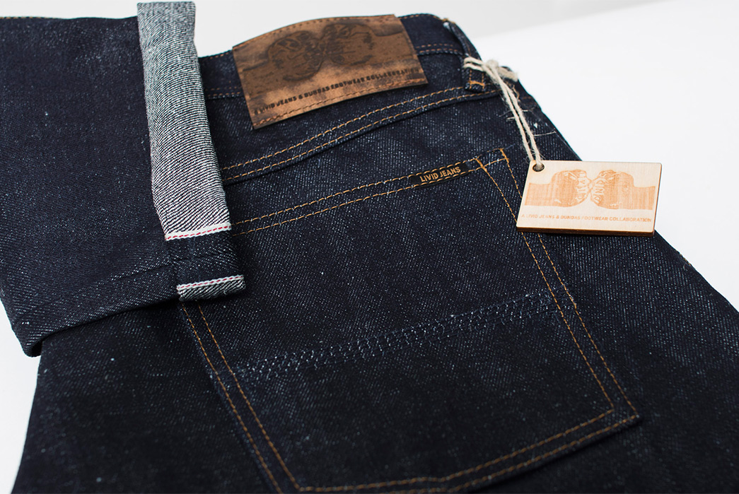 Livid x Dundas Limited Edition Jeans and Boots