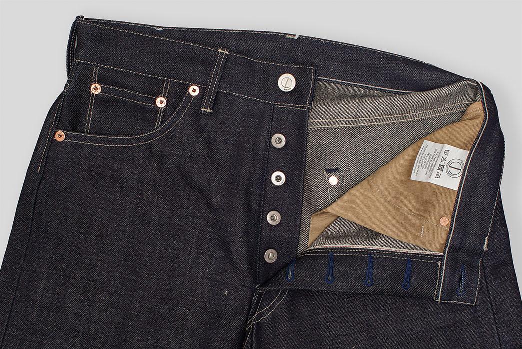 Dawson Denim x Standard & Strange DD02 Jeans