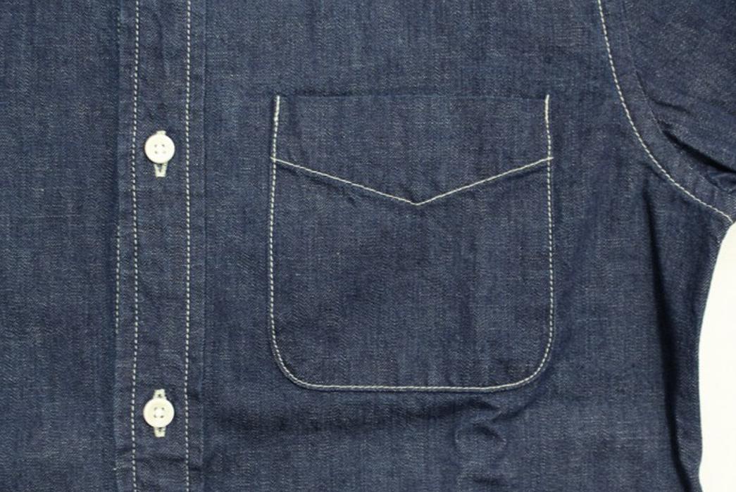 jbj vintage shirt pocket