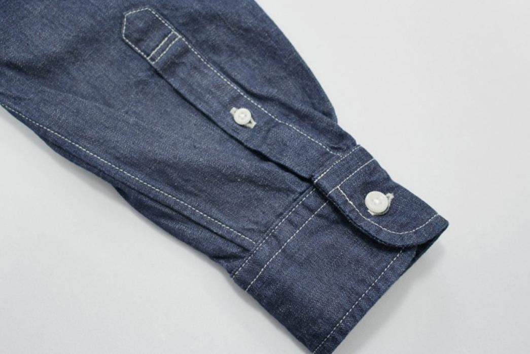 jbj vintage shirt cuff