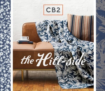 CB2 x The Hill-Side Collection