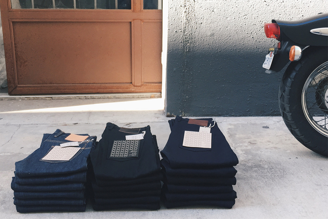 The Weekly Rundown: 3sixteen Sample Sale