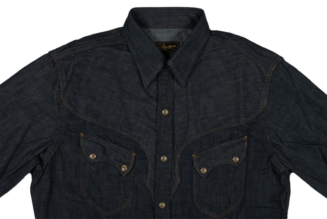 Stevenson Overall Company Cody Snap Shirt