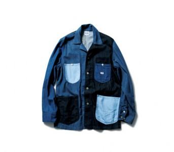 Sophnet Lee Spring Summer 2016 Color Mix Loco Jacket Front