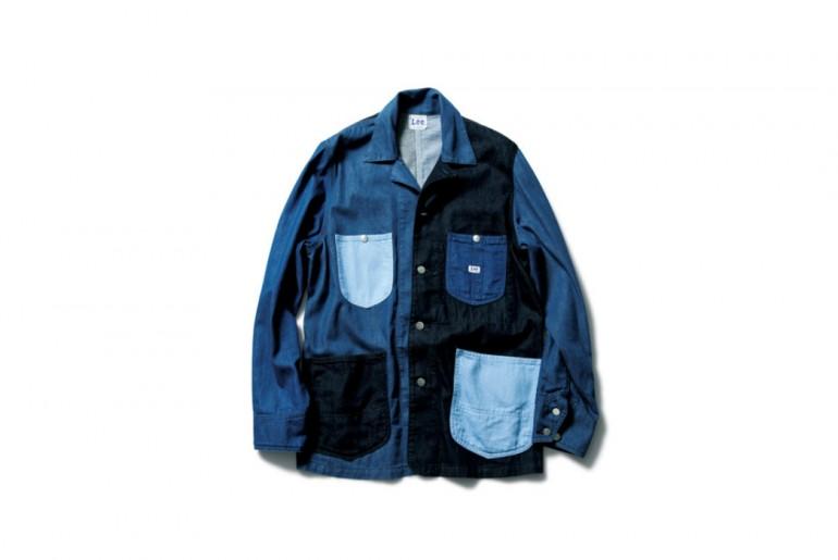 Sophnet Lee Spring Summer 2016 Color Mix Loco Jacket Front</a>