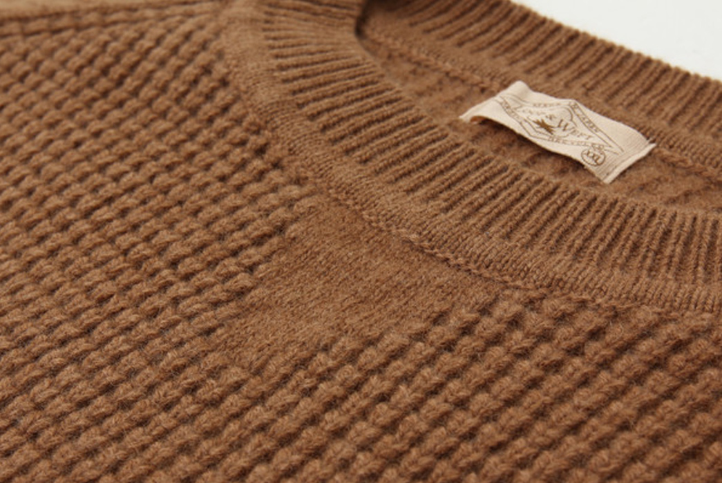 Loop & Weft Merino Lambswool Sweaters