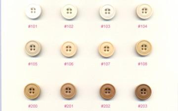 melamine-buttons
