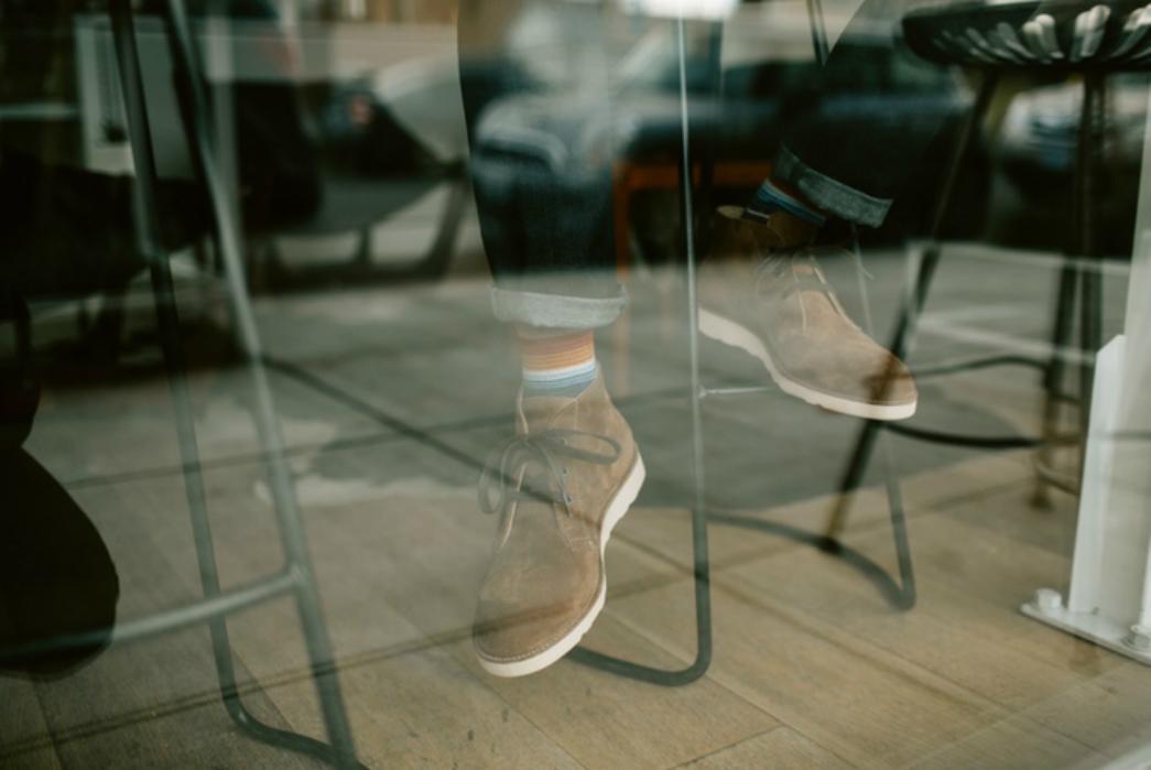Crary Boots Kickstarter Lifestyle