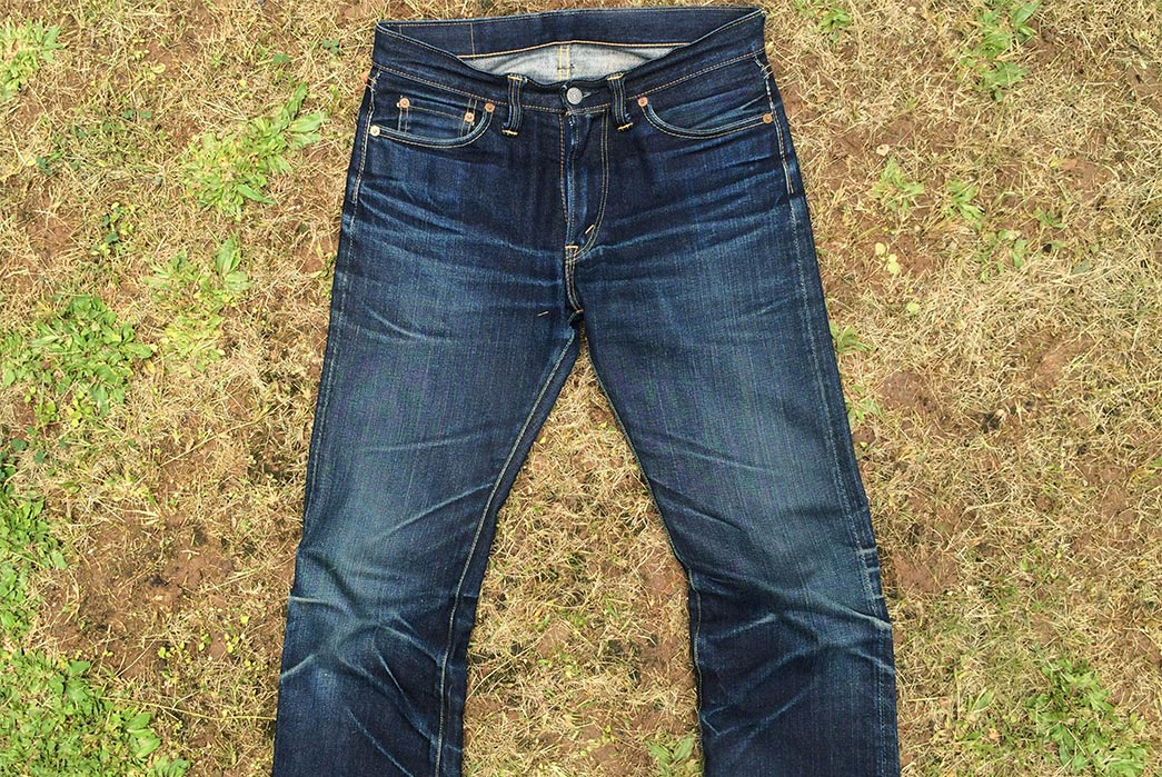 Fade of the Day – The Flat Head F310 (2 Years, 4 Months, 2 Washes, 2 Soaks)